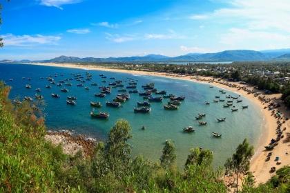 Quy hoạch tổng thể phát triển Khu du lịch quốc gia vịnh Xuân Đài