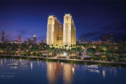 Tháp Emerald tại dự án Dream Home Riverside chính thức mở bán