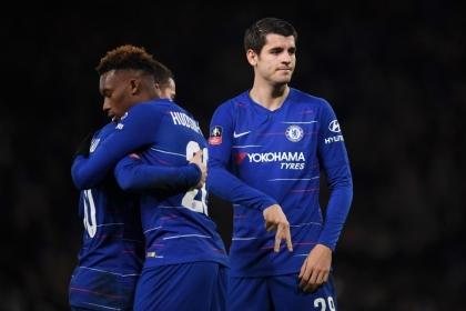 Morata lập cú đúp, Chelsea thắng rửa mặt ở FA Cup