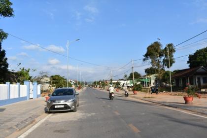 Thị trấn Lao Bảo (Quảng Trị): Cơ sở hạ tầng chuẩn của đô thị loại IV