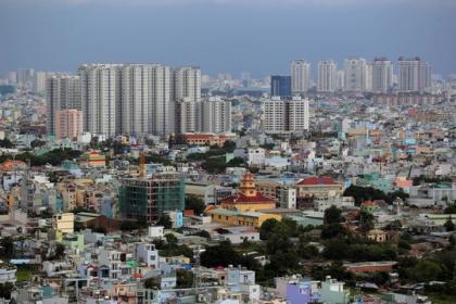 Ý kiến của Bộ Xây dựng về việc chủ trương điều chỉnh tổng thể quy hoạch chung TP Hồ Chí Minh