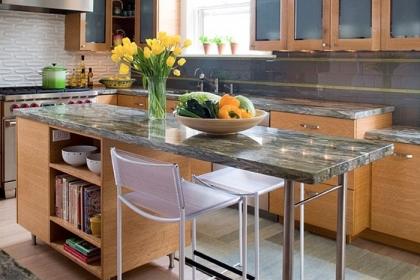 Bài trí bếp hiện đại, phù hợp mọi ngôi nhà dù là siêu nhỏ