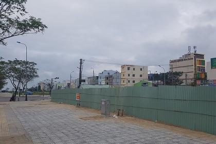 Đà Nẵng: Tạm dừng thi công tại khu đô thị Sun Bay
