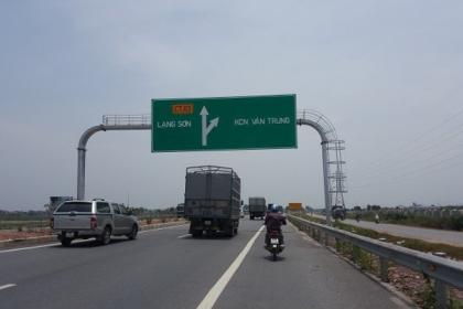 Đầu tư tuyến cao tốc Hữu Nghị - Chi Lăng theo hình thức BOT