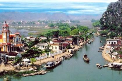Điều chỉnh quy hoạch sử dụng đất tỉnh Ninh Bình