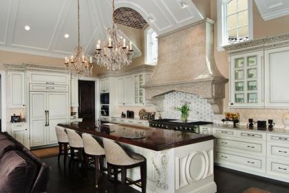 Sao ngăn nổi trái tim rung động khi ngắm nhìn những căn bếp này