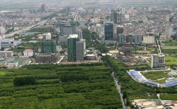 Các dự án đổi đất lấy hạ tầng sẽ là trọng tâm kiểm toán năm 2019