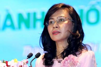 Phó chủ tịch TP HCM Nguyễn Thị Thu qua đời