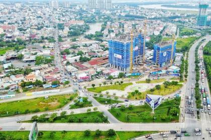 Nhà đầu tư BĐS Singapo Keppel Land chi 297 triệu USD đầu tư vào 2 dự án tại tp HCM