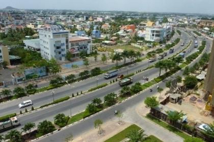 Biên Hòa đẩy nhanh tiến độ xây đường trục trung tâm hành chính