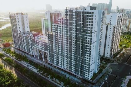 Dự án New City chưa được cấp phép bán nhà ở thương mại
