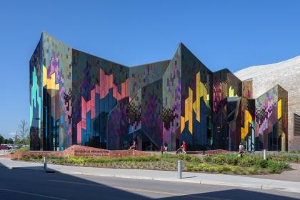 Ngắm kiến trúc bảo tàng của thế kỷ 22