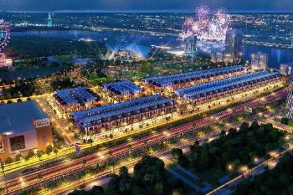 Đà Nẵng xây dựng tuyến phố thương mại Halla Jade Residence ở trung tâm thành phố