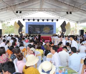 Mở bán dự án bất động sản gây chú ý tại thị trường Nam Quảng Ngãi