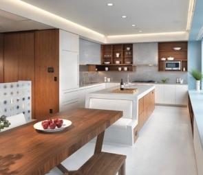 Làm sao để thắp sáng nhà bếp nhà bạn đúng cách
