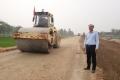 Vĩnh Phúc: Đẩy nhanh tiến độ thi công đường vành đai Khu công nghiệp Tam Dương I, khu vực II