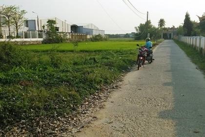 Chính quyền huyện ở Đà Nẵng cảnh báo sốt đất ảo