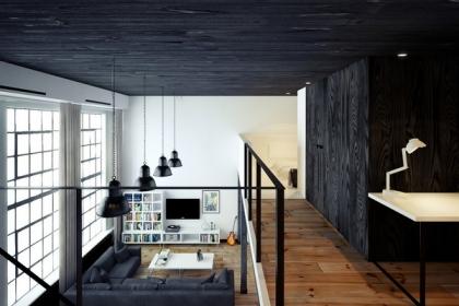 8 mẹo ứng dụng màu đen trong trang trí nội thất