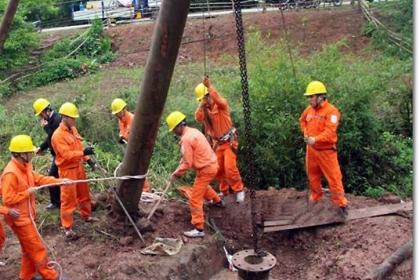 Lạng Sơn: Cty Điện lực nỗ lực góp phần xây dựng Nông thôn mới