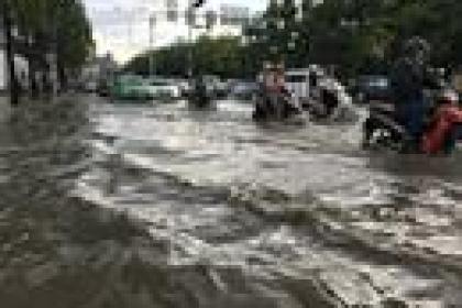 TP HCM phải chi hơn 470 tỉ đồng để sửa và chống ngập cho đường Nguyễn Hữu Cảnh