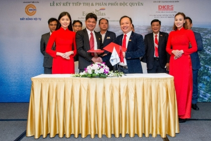 DKRS phân phối độc quyền khu biệt thự đẳng cấp Eco Villas, Cần Thơ