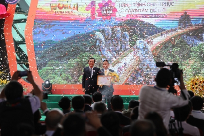 Sun World Ba Na Hills - Một thập kỷ chinh phục và vươn tầm ra thế giới