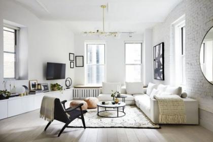Ba phong cách thiết kế nội thất giúp căn hộ tiện ghi, sang trọng