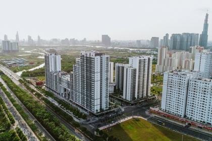 """CBRE: Thị trường địa ốc có thể """"khựng"""" lại một thời gian"""