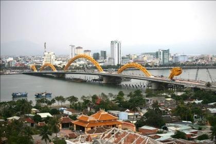 TP Đà Nẵng: Điều chỉnh cục bộ quy hoạch chung tại một số khu vực phía Đông Nam