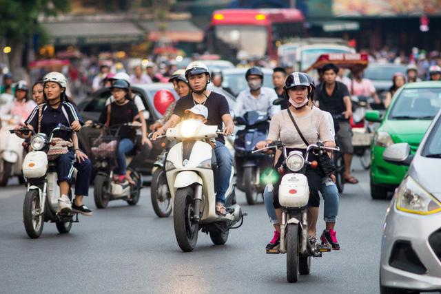 Không khí ở Hà Nội đang ở mức ô nhiễm báo động
