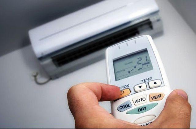 Điều hòa nhiệt độ nên bật ở mức 25 độ C trở lên để tiết kiệm điện năng.