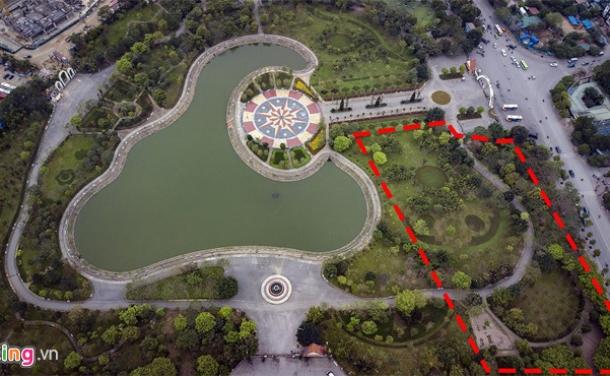 Chủ tịch Hà Nội nói về vụ 'xén' công viên Cầu Giấy làm bãi đỗ xe ngầm