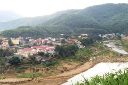 Quan Sơn (Thanh Hoá): Xảy ra động đất 3,8 độ richter