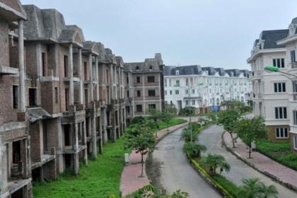 Hà Nội: Chưa lên quận, giá đất 4 huyện đã 'nhảy múa'