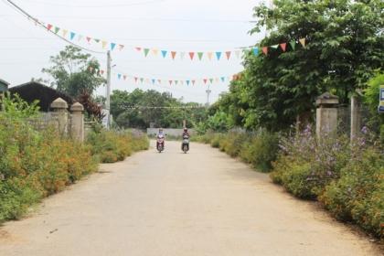Phù Ninh (Phú Thọ): Chuyển mình trong xây dựng Nông thôn mới