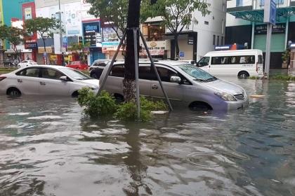 Ứng phó với ngập lụt