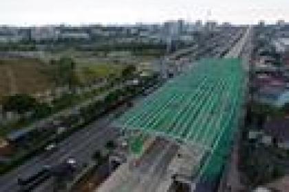 Xây dựng mạng lưới xe buýt kết nối metro