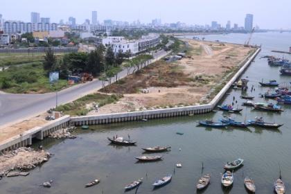 Ý kiến trái chiều về dự án lấn sông xây biệt thự ở Đà Nẵng