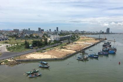 Đà Nẵng: Tạm dừng triển khai dự án Marina Complex