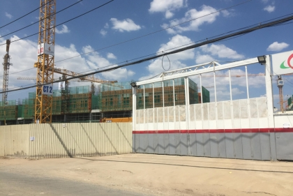 TP Hồ Chí Minh: Xử phạt dự án Phước Thiện 40 triệu đồng vì xây dựng không phép