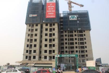 Dự án Xuân Mai Tower Thanh Hóa chính thức mở bán sản phẩm