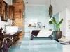 Có thể bạn không tin nhưng phong cách Bohemian cũng hợp với phòng tắm lắm đấy