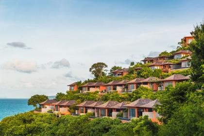 Biệt thự nghỉ dưỡng ở Phuket (Thái Lan) hút khách đầu tư