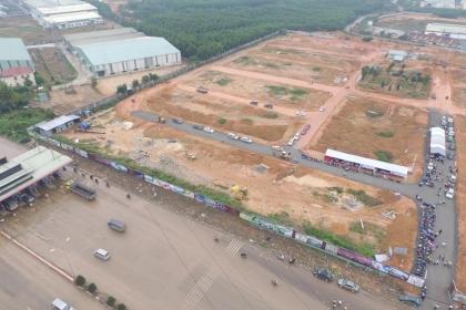 Nhà đất Nhơn Trạch thiết lập mặt bằng giá mới