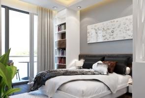 Cách thiết kế nội thất phòng ngủ đẹp, hiện đại