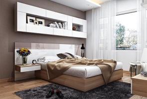 6 lưu ý khi thiết kế nội thất phòng ngủ