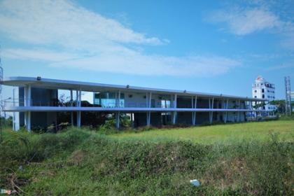 Sân golf bỏ hoang nhiều năm giữa lòng Đà Nẵng