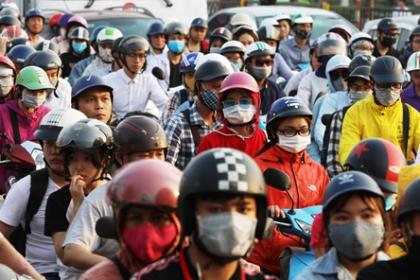 Ông Nguyễn Đức Chung: 'Hà Nội có thể cấm xe máy trước năm 2030'