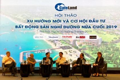 Bất động sản nghỉ dưỡng được xem là điểm nổi bật trên thị trường địa ốc 2019