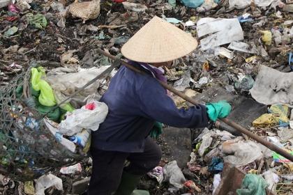 Đà Nẵng rút lại kế hoạch di dời bãi rác Khánh Sơn
